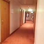 Corredor dos quartos - 2º andar