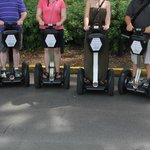 Segways in Motion (by Lawrence)