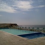 piscina y jacuzzi exterior
