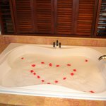 Jacuzzi in Bathroom