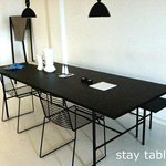 STAY table