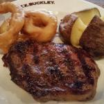 Photo of F.X.Buckley. Steakhouse Crow Street Temple Bar taken with TripAdvisor City Guides