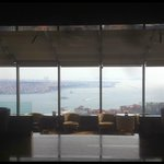 Bosphorus.... View from City Lights Bar
