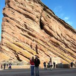 Giant Red Rock