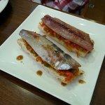sardinas, muy recomemdables