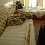 Quarto triplo - cama de casal e soltero