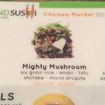 mighty mushroom roll ingredients
