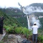La catarata de Gocta con 771 de altura para su visita