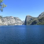 Kolana Rock & Hetch Hetchy from the trail