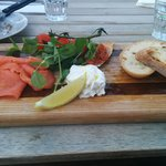 salmon provence