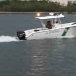 After saving the boat, Florida Patrol back at it, most others wont get this