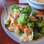 Chicken Brocolli