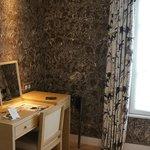 suite - desk in sitting room