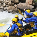 AVA Rafting Fun
