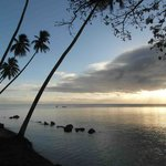View of Savusavu Bay from Daku Resort.