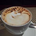 Peppino's fantastic cappuccino