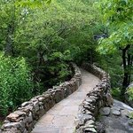 A narrow path...