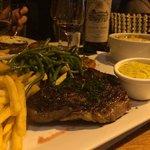 steak with an attitude.