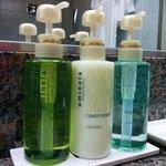 Shiseido amenities