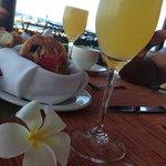 Best way to start your day at LaRoca Restaurant