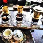 Coffee Tasting Menu