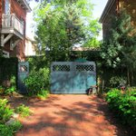 Carriage House Garden