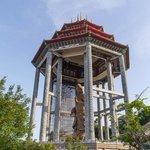 The Kwan Yin Statue