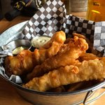 Excellent Fish & Chips and Cold Beer