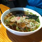 Pho 7 Special Spice Soup large.