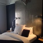 Bett im Zimmer 310