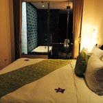Room after halong bay