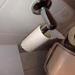 The loo roll I had :/ why not just put the new one on for a new guest !