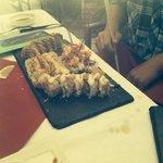 sushi at Soy