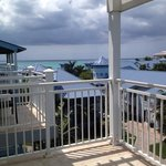 view from key west one bedroom suite