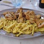 pechugas de pollo con patatas