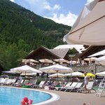Club Med piscine