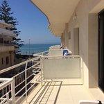 июнь 2014 вид с балкона
