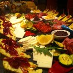 Mezze plates