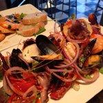 Seafood :)