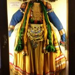 Traditional Dresses on display