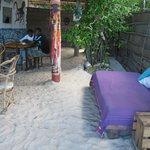 The Pweza Beach Restaurant & Bar.