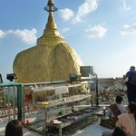 Photo of Golden Rock Pagoda