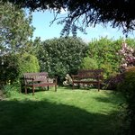 Relax and unwind in the garden