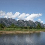 Over Mekong river