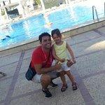 Aymen und Schatzi.....;)
