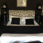 Chambre black and White