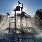 Wodne atrakcje na campingu Bella Italia