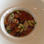 beef shoulder consomme