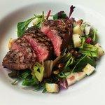 Peppered Beef Salad (Starter)