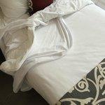 największa wada - pościel, poduszki